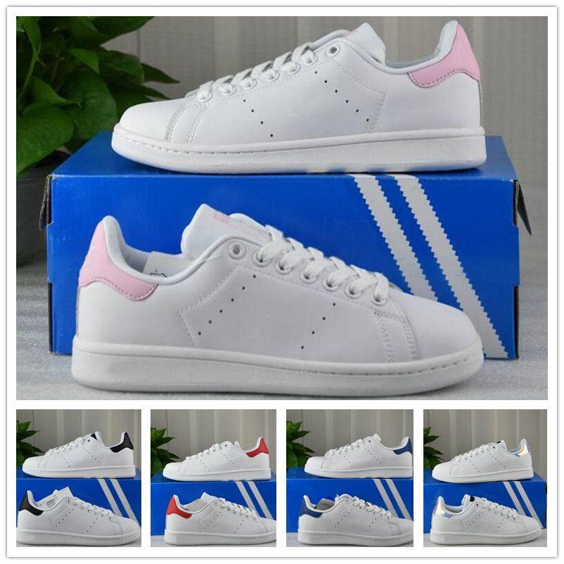 new style d6a40 6d6f6 2019 Fashion Stan Shoes Smiths Zapatillas De Deporte Casuales Hombres  Mujeres Sport Shoe Runner Diseñador Trainer Zapatos Tamaño 36 45 Por  Kaikai2018, ...