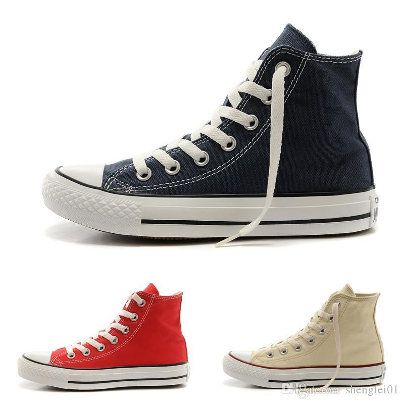 ... Grande Taille 35 45 Chaussures Décontractées Chaussures De Sport  Classiques, Chaussures De Sport Classiques, Chaussures De Sport En Toile  Pour Hommes. e3f00816998e