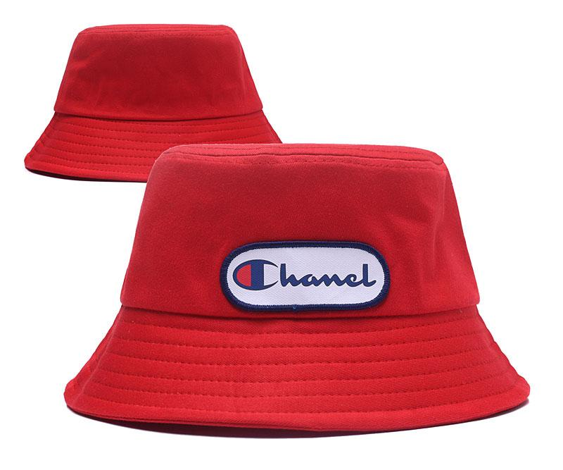 Champion Bucket Hats Fashion Sun Visor Caps Top Quality Embroidery Cap  Outdoor Travel Casual Hat Top Quality Leisure Cap For Men Women Kids UK  2019 From ... e4ffd23a0e26