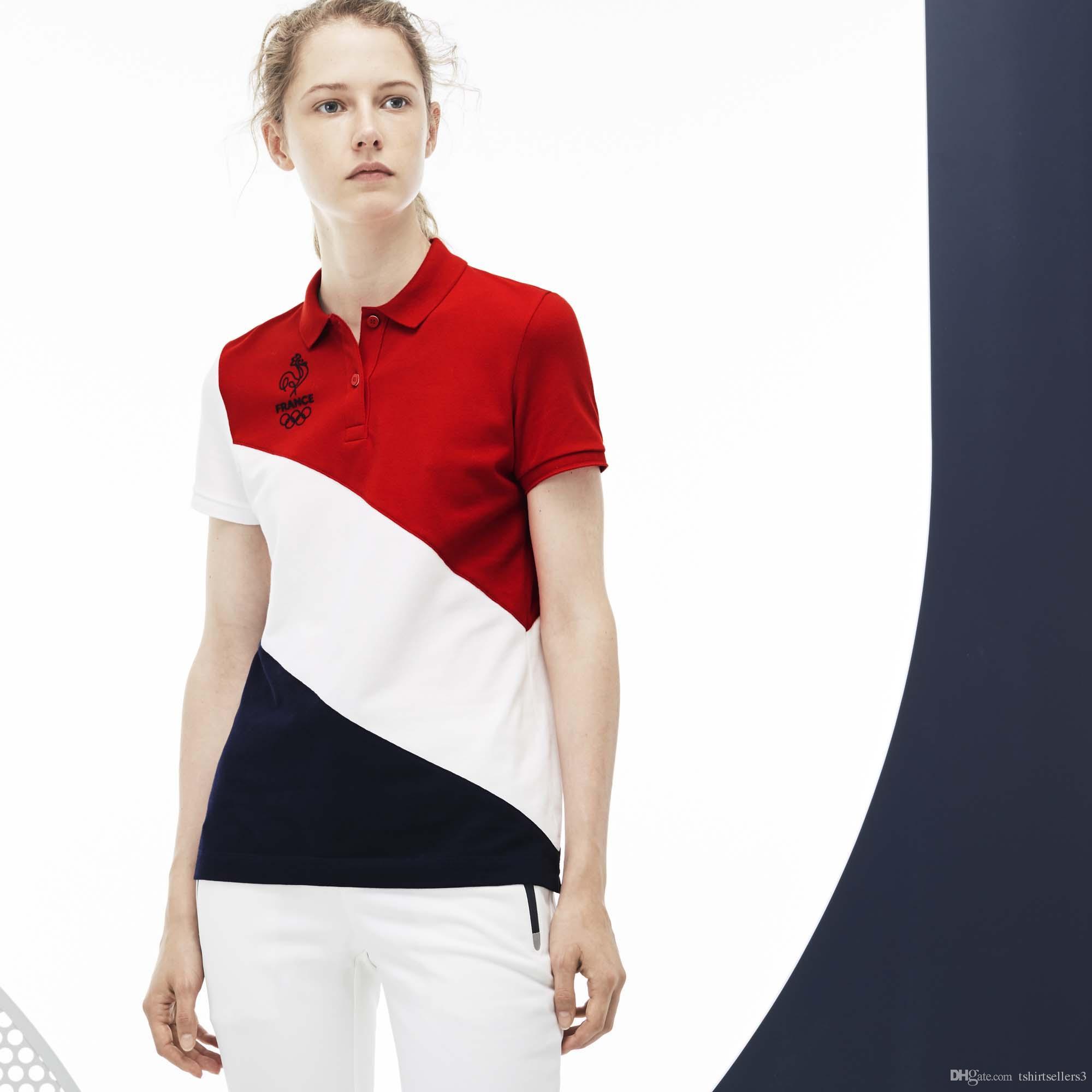 2021 !2018 Summer France Short Sleeved Men&Women T Shirt