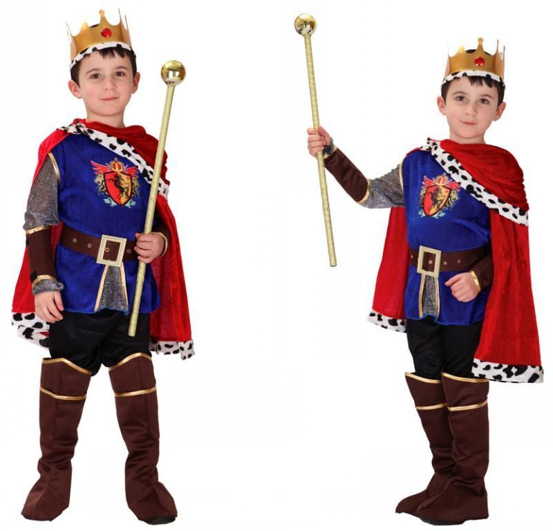 Acquista Piccolo Principe Bambini Halloween Cosplay Little Prince Costume  Set Boy Party Anime Cosplay Stage Performance Abbigliamento Halloween A   51.96 Dal ... 030a1aa82e0c