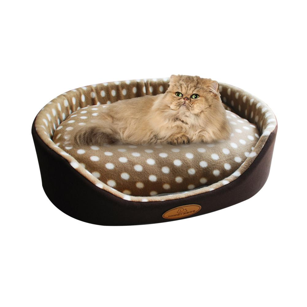 Dual-use Pet Cat Bed Sleeping Nest Detachable Cat Kitten House High Quality Padded Dog Small Pets Rest Bed Pets Sofa