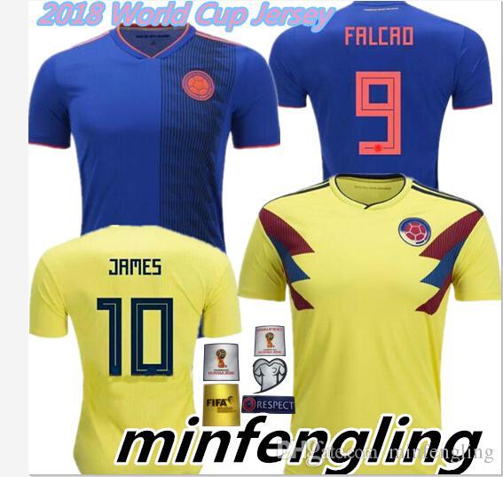 49e63a9a57e spain 2014 world cup columbia 9 falcao home aaa plus t shirt womens c9e96  aa16d