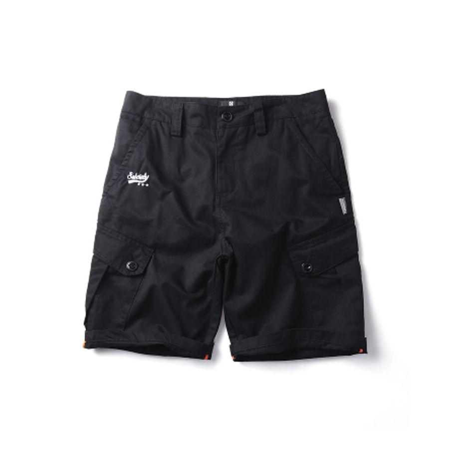 2018 Mare Cargo Hombres Casual Shorts Corea Masculina Algodón Sur Bermuda Del Costume Summer Men Cotton De Ropa 5s0037 PkXZiu