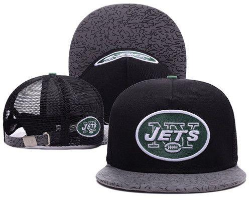 New 2018 Unisex New York Jets Hats For Men Women Hat Man Bonnet Gorro Cap  New Arrival Good Quality Black Baseball Cap Army Cap From Tradeway2016 5f4b3797f17