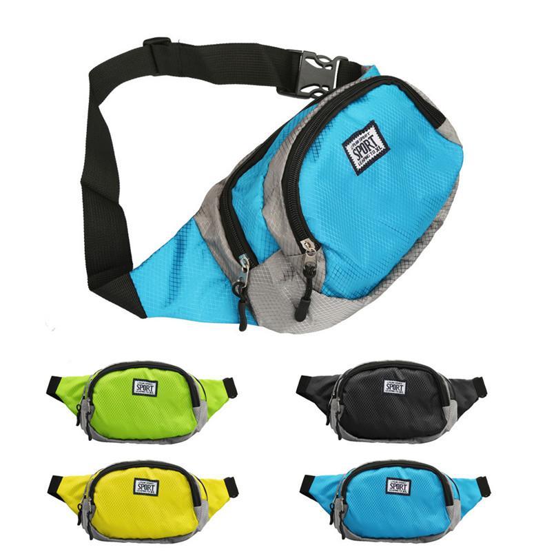 Waterproof Running Fitness Waist Bag Outdoor Sports Cell Phone ... 2d114456ebfac