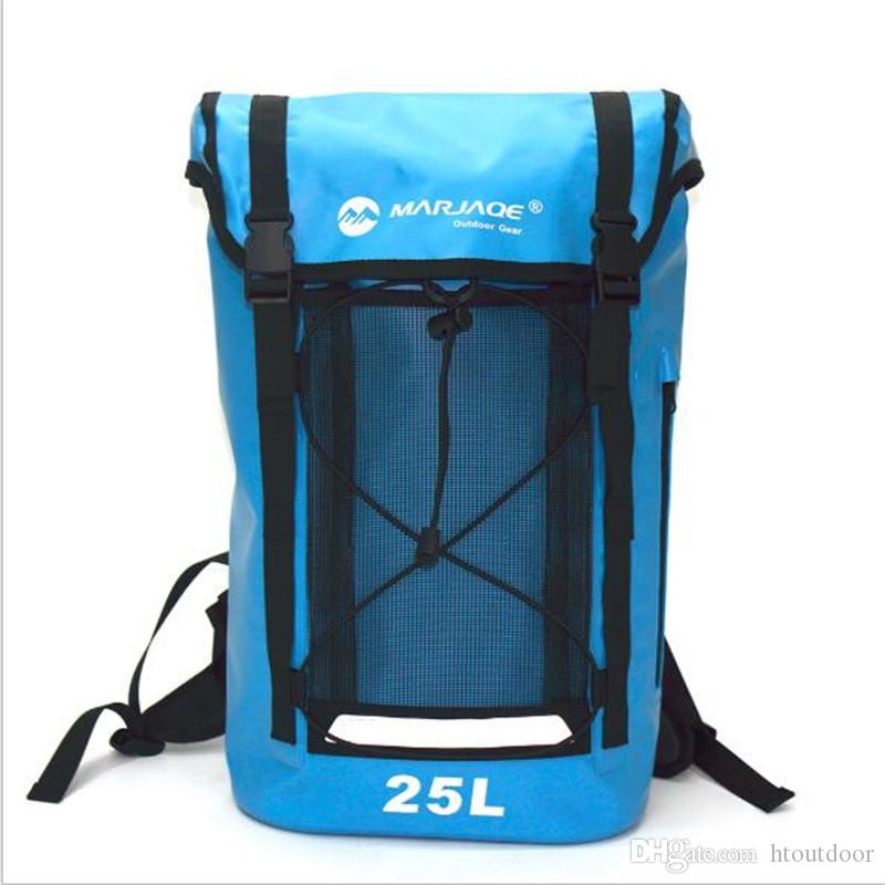 2019 25L Heavy Duty Waterproof Dry Bag Zip Pocket Water Resistant Daypack  Outdoor Travel Camping Backpack For Women   Men From Htoutdoor 0bd1587449ae6
