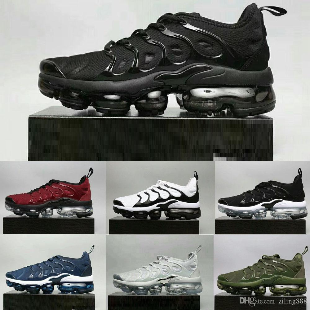 free shipping professional professional sale online 2018 Vapormax KPU Plus Olive In Metallic White Silver Colorways Shoes Men Shoes For Male Shoe Pack Triple Black Mens Casual Shoes geniue stockist cheap price cheap pay with paypal 0eiWLyuN