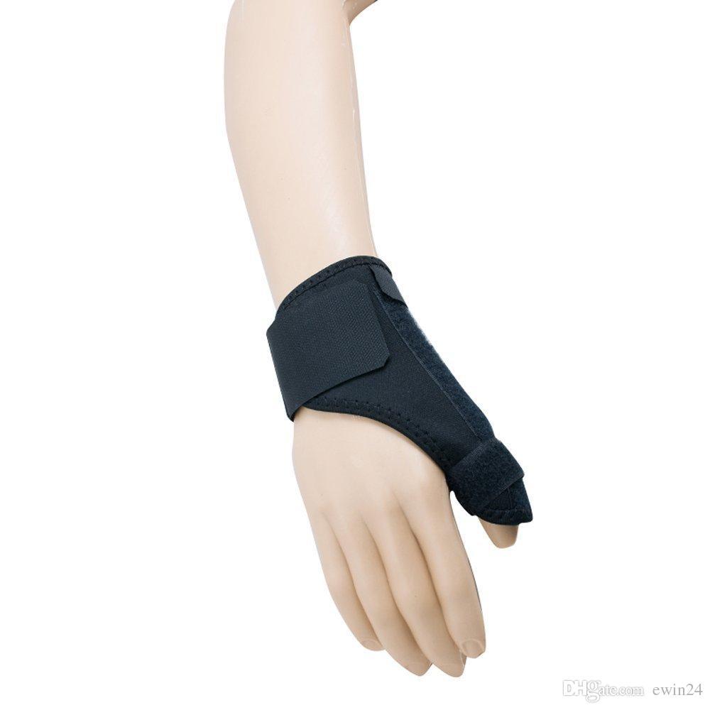 Adjustable Wrist Thumb Hand Support Splint Brace Sleeve Arthritis Sport  Outdoor Sport Protection Wrist Palm