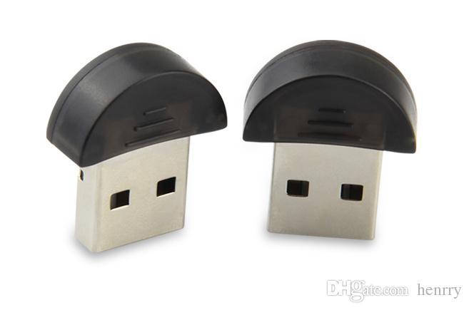 Mini USB Bluetooth 2.0 Adapter CSR Dual Mode Wireless BT Dongle Transmitter 2.0 USB Adaptor