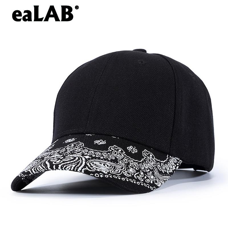 EaLAB Baseball Cap Men Dad Hat Women Sport Casual Hat Female Black Snapback  Caps Print Visor Male Bones Baseball Fitted Cap Basecaps Hats For Sale From  ... d92432a7045