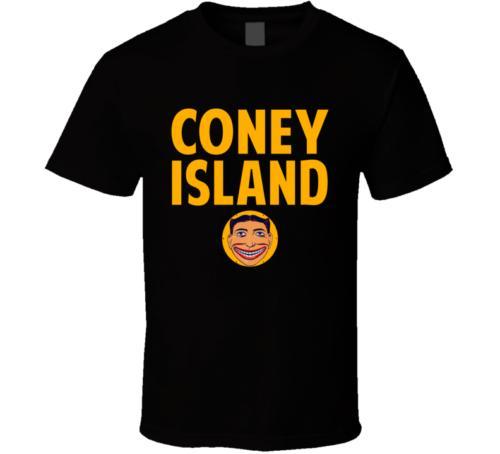 161c0e630 Steeplechase Coney Island T Shirt Face Logo Tornado Tillie Coaster Black Men  Tee Mens 2018 Fashion Brand T Shirt O Neck 100%cotton T Shirt Cool T Shirt  Buy ...