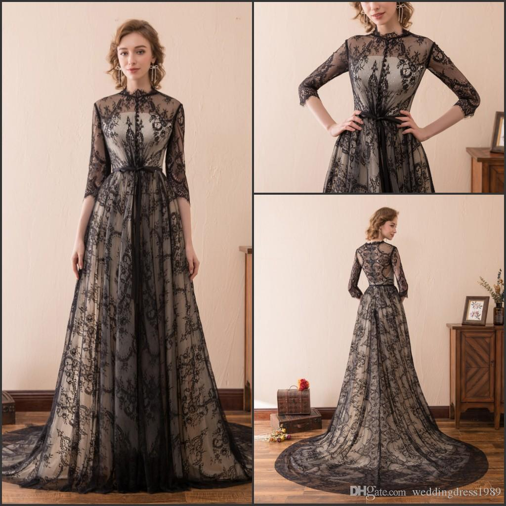 Gothic Dresses for Wedding