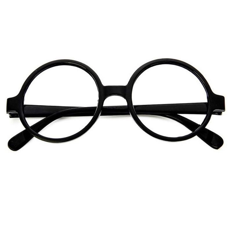 Compre Marco De Gafas De Personalidad Unisex Plástico Vintage Estilo De  Lectura Redondo Lente Transparente Ojo Retro Marcos De Gafas A  34.78 Del  Winwin2013 ... 16c4d35955
