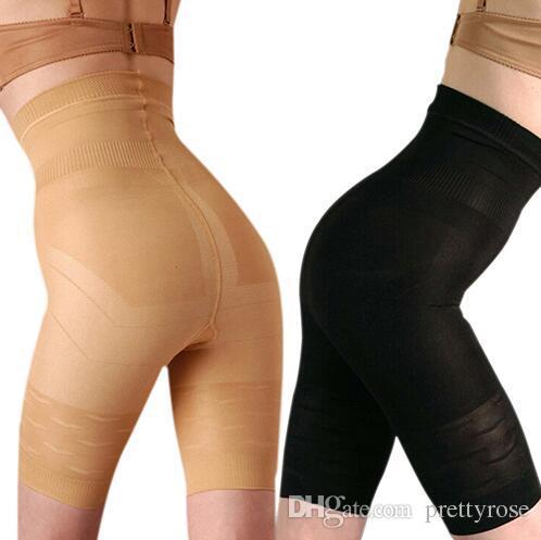 e6cfb991e3 2019 Sexy Women Tummy Control Shaper Girdle Pants High Waist Shorts ...