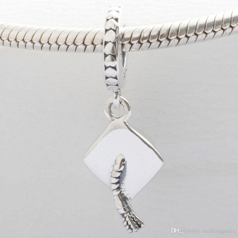 aa54f15dd 2019 Graduation Charms 925 Sterling Silver Fits Pandora Style Bracelets  791892 H9 From Modernqueen, $40.73   DHgate.Com