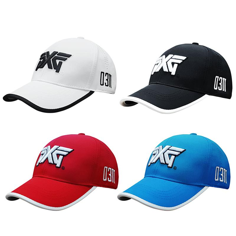 2019 2018 New Golf Hat Professional Hat Cotton Golf Ball Cap High Quality  Sports Golf Hat Breathable Sports Golf Hats From Simmer 88657888554