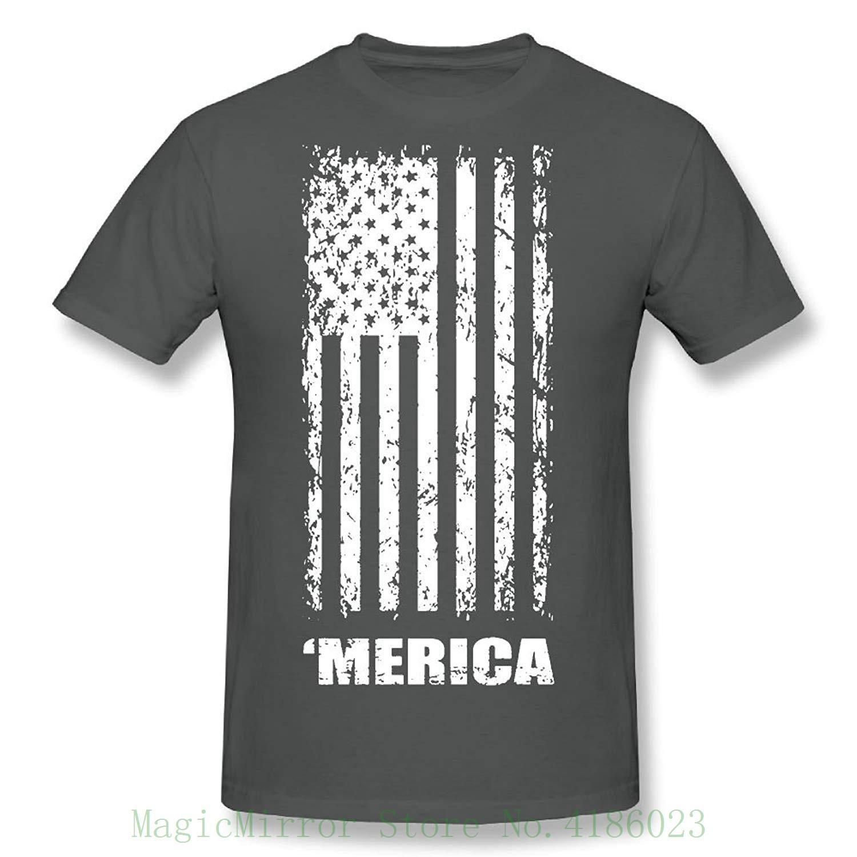 b0781c4b9 Fourth Of July American Flag Graphic Design T Shirt Custom Made Good  Quality T Shirt Cool Sweatshirts Online Random Funny T Shirts From  Magicmirrorstore, ...