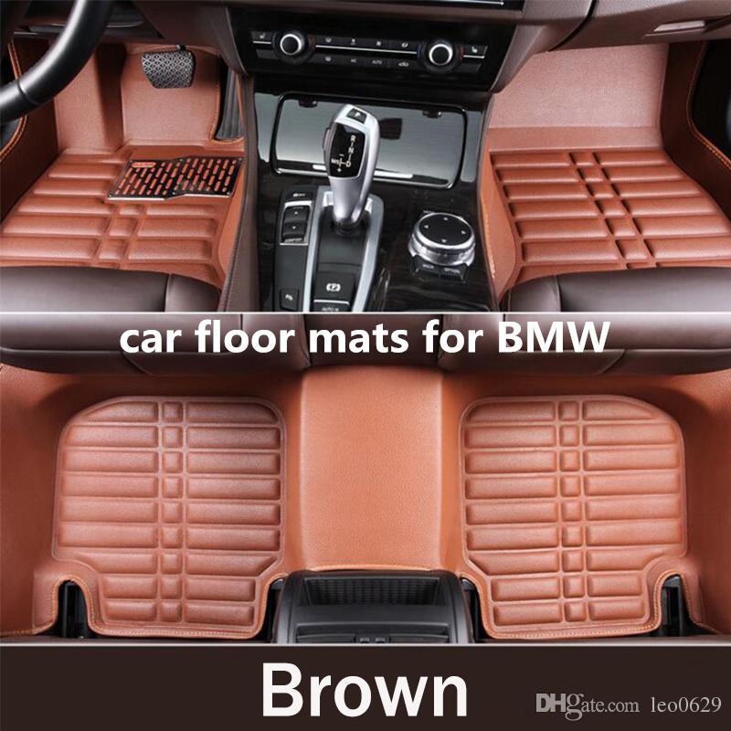 BMW Floor Mats >> Carpet Custom Car Floor Mats For Bmw 118 120 218 220 318 320 330 525 528 730 740 750 M And Gt Series Car Accessories Car Mats