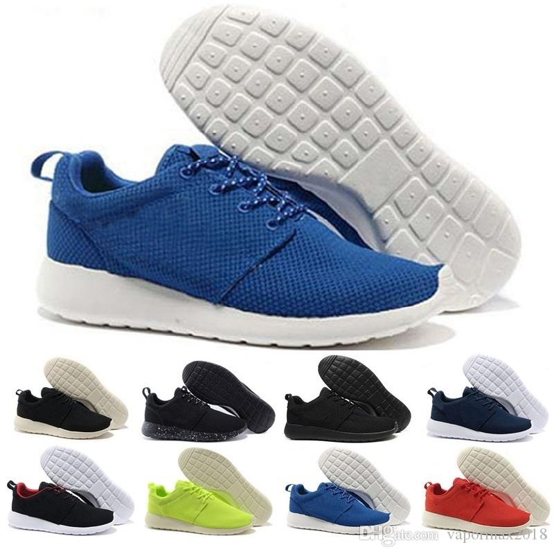 2018 New London Olympic 3.0 Running Shoes For Men Women Pink Gray Black  Lightweight Breathable Cheap Sports Discount Sneakers US 5.5 11 Vegan Shoes  Comfort ... 379192479