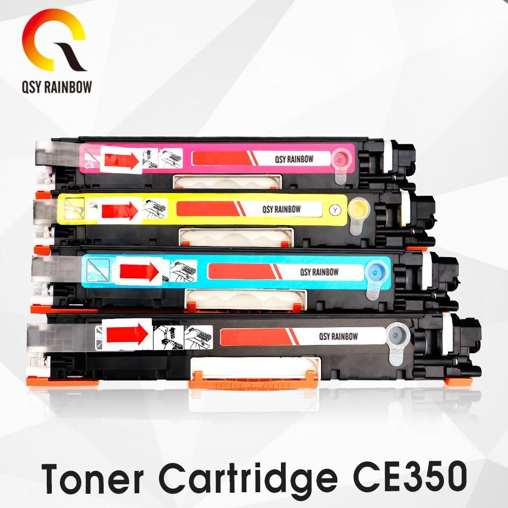 e90b5c49b7fa 2019 CF350A CF353A 130A Refillable Toner Cartridge Compatible For Color  LaserJet Pro MFP M176n M176 M177 M177fw Printer From Madai, $93.3 |  DHgate.Com