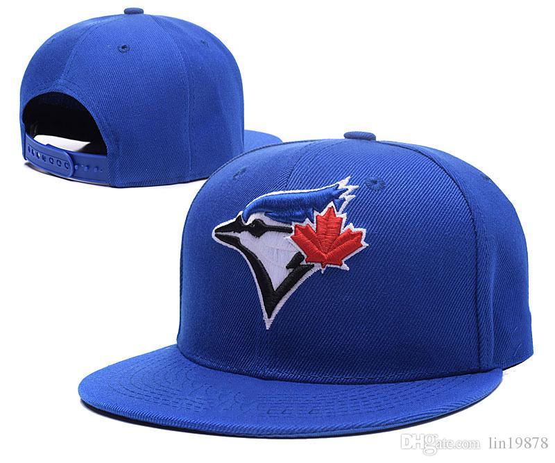 2018 Summer Style Snapback Caps Blue Jays Baseball Hats Men Women Casquette  Sport Hip Hop Mens Womens Adjustable Good Quality Bone Gorra Mens Hats  Baseball ... 41ae0a2cc