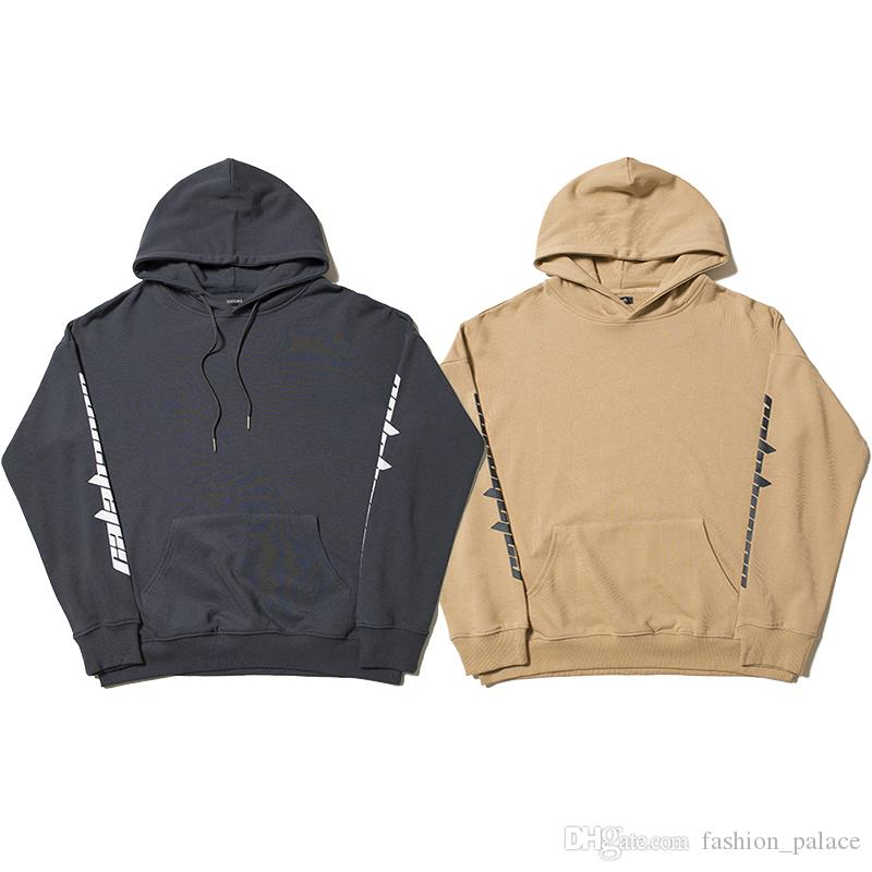 2019 Kanye West Calabasas Hoodie New Style Oversized Cotton Hoodie Unisex  Casual Outerwear Personalized Skateboard Hooded Sweatshirt TXH1005 From ... 8df381cac