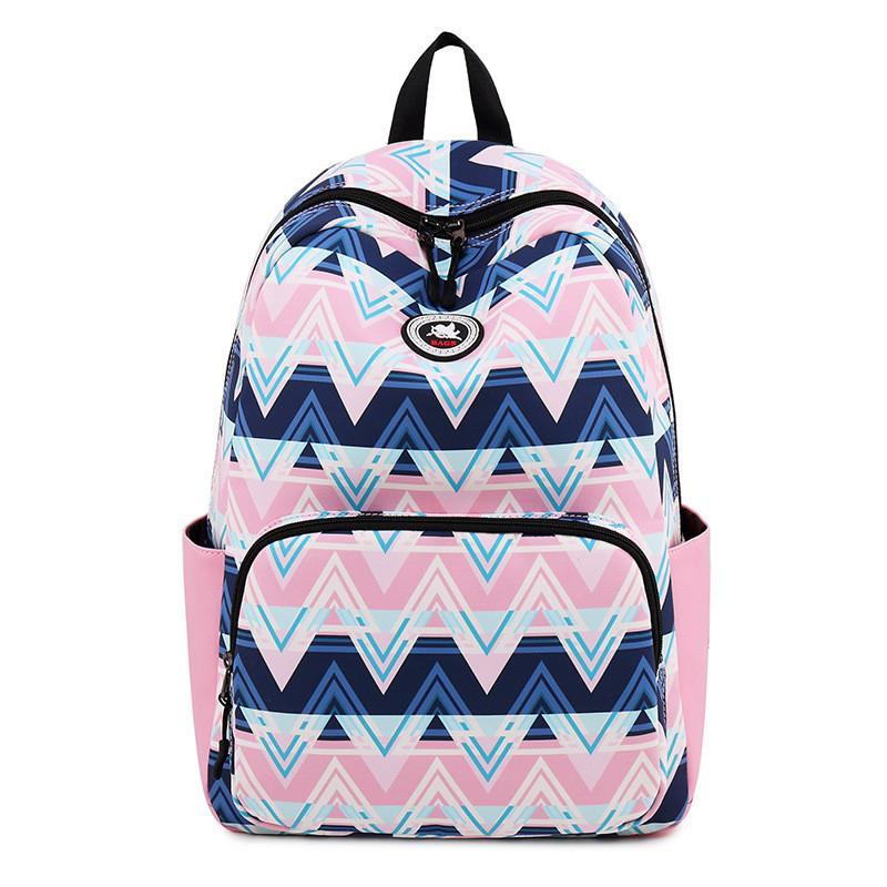 4e7cf85acbfd Fashion New Women Backpacks Waterproof Backpack School Bag For Girls Boys Rucksack  Female Travel Backpack Laptop Bagpack Jansport Big Student Backpack ...