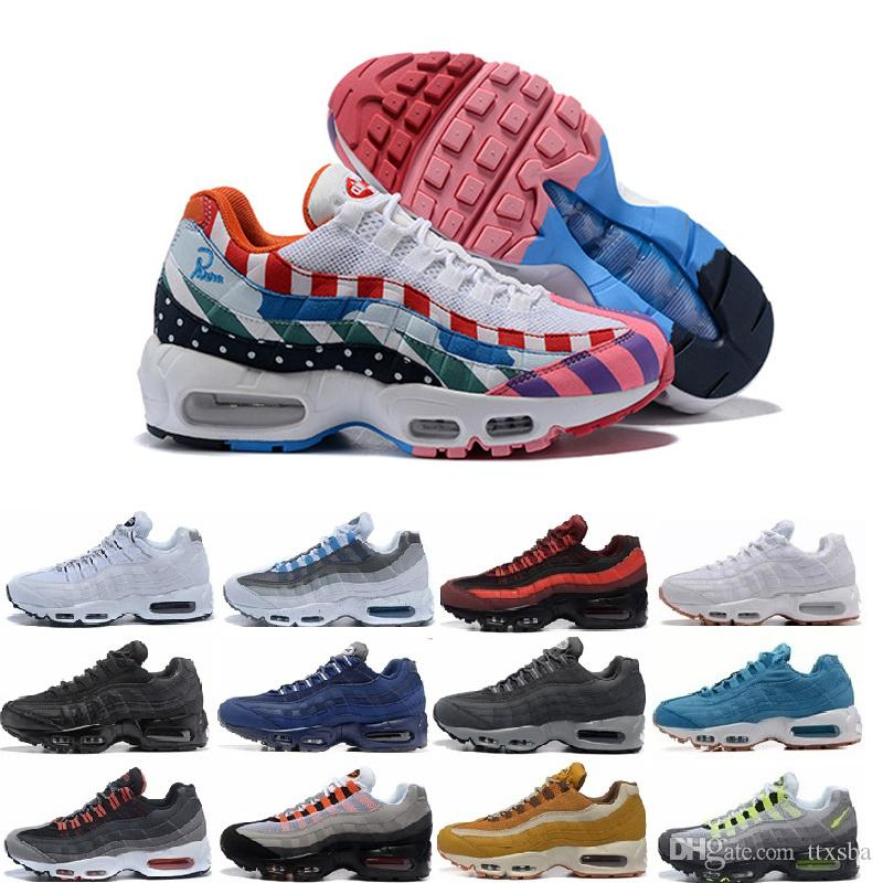 outlet store 75419 e0aec ... reduced compre nike air max 95 airmax 2018 american fla alr 95 hyp prm  qs hombres