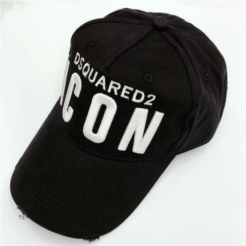 4ac750f2dc3c6 D2 ICON Hip Hop Baseball Cap Fashion Snapback Hat Brand Designer ...