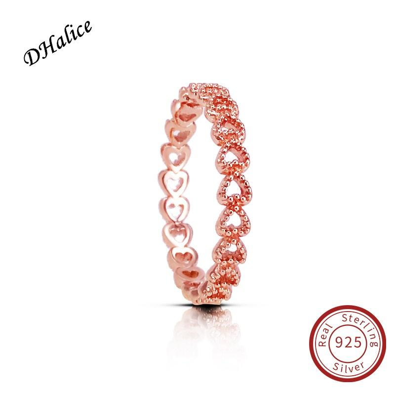 a89b50589 2019 Pandora Real 925 Sterling Silver Linked Love Ring With Logo Style Rose  Gold Ring Jewelry For Women From Dhalice, $7.94 | DHgate.Com