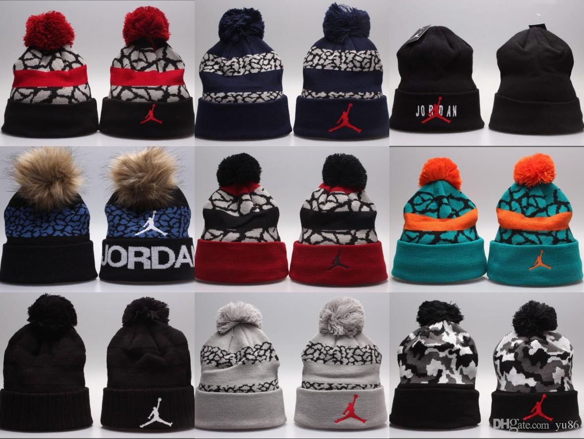 for Men Women Knitted Hat Fashion Beanie Caps Sport Outdoor Beanie ... c51d5f59a0c1