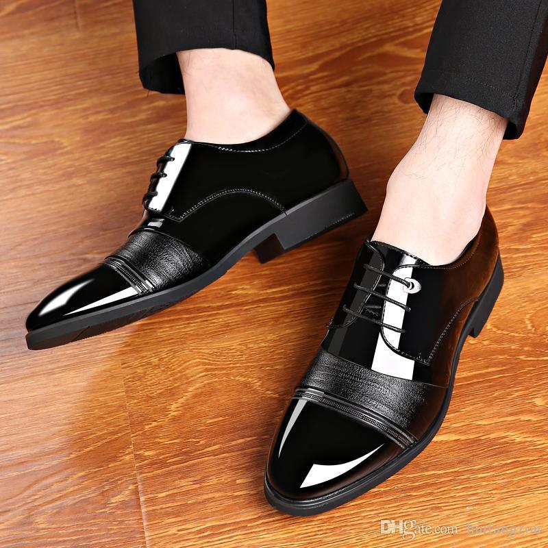 2018 Best Selling Men Shoes Genuine