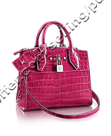 ec9e9b9a9bc5 City Steamer Mini N92962 Fuschia Pink Women Handbags Shoulder Messenger Bags  Totes Iconic Cross Body Bags Top Handles Clutches Evening Leather Goods  Branded ...