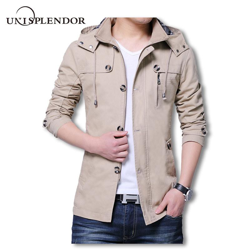 889ac220823 2018 Men Windshield Cargo Jackets Spring Autumn Hooded Man Windbreaker  Casual Plus Size Male Cool Warm Coat Men Outwears YN10329 Flight Jackets  Mens Jackets ...