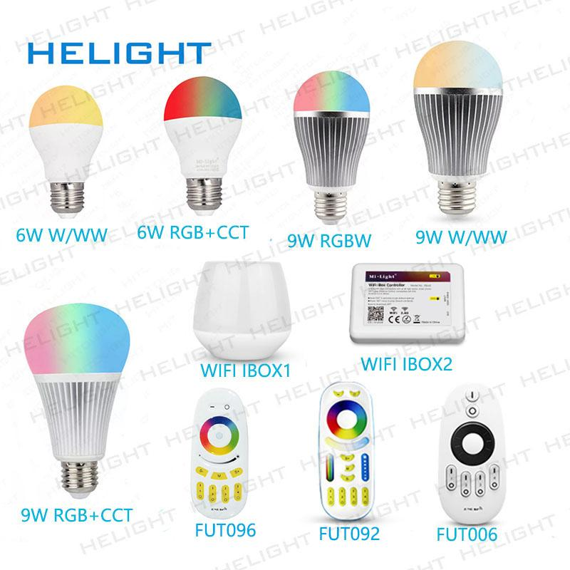 Lights & Lighting Led Lamp E27 Gu10 Mr16 Rgb Led Bulb 5w Rgbw Dimmable Ampoule Led Smart Lights For Home Holiday Decoration With Remote Controller