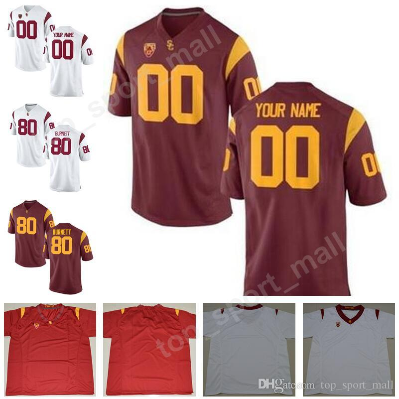 USC Trojans Football 25 Ronald Jones II Jersey Make Custom College ... ec4073027