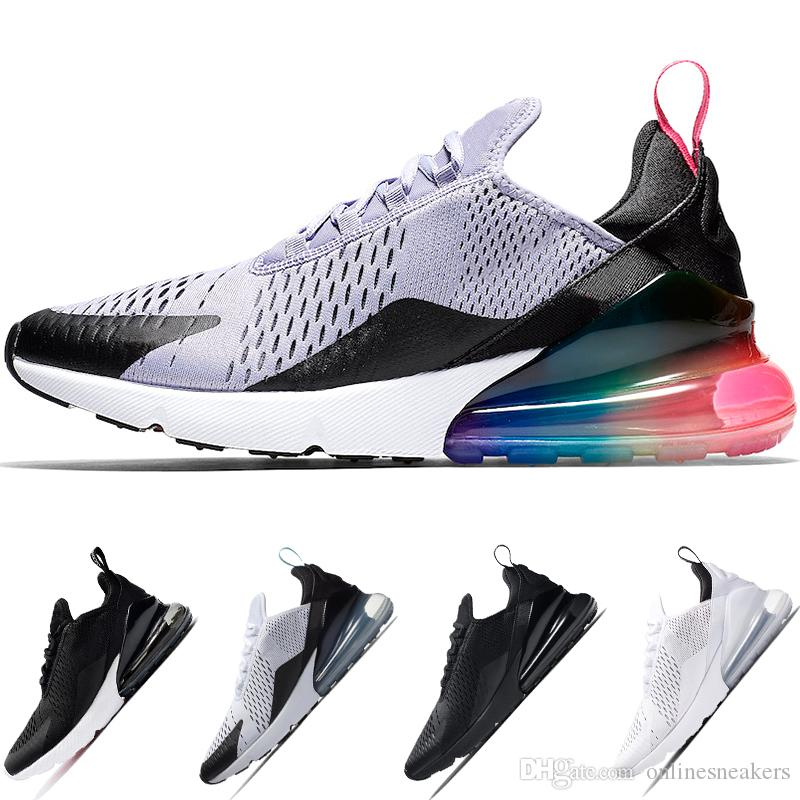 b93ada06c4544 Nike Air Max 270 Airmax The Details Page For More Logo Barato 270 Zapatos  Para Correr Para Hombre Mujer SEA VERDADERO Oreo Triple Blanco Negro OG  Teal Volt ...