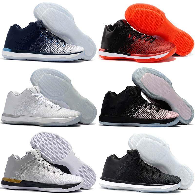 buy online a9c65 8149b 2018 Discount Air Jordan XXX1 Michigan PE Price 91 56 Air  2018 31 Xxxi Low  Michigan Wolverines Men Basketball Shoes Marquette ...