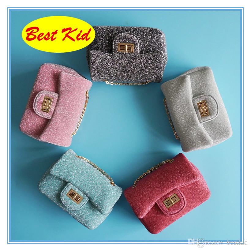 BestKid DHL ! Cheap bag Shoulder Bags for Childrens Baby Girls Small Messenger Bag Toddlers Coin Purse Little Kid BAGS BK036