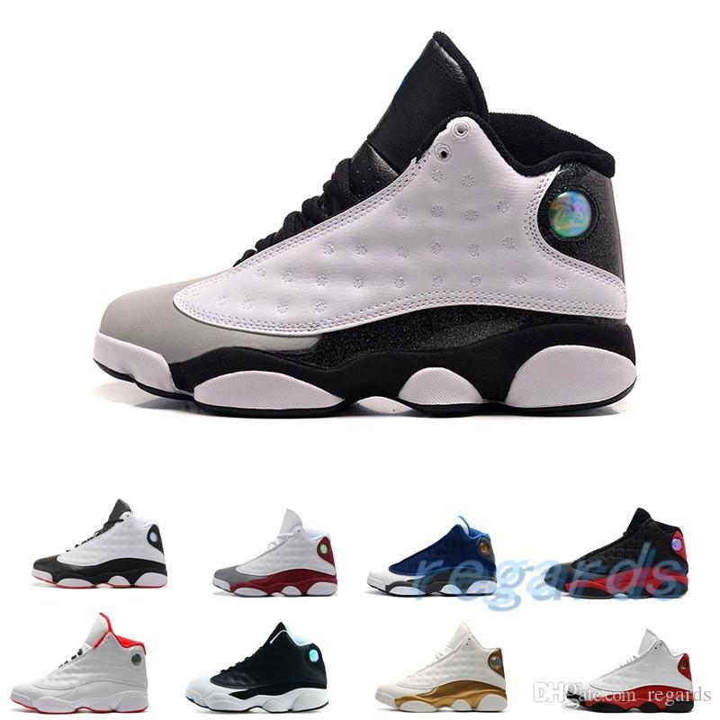 info for cb6e9 96e41 2018 Top 13 13s Chicago Bred Black Cat Suede wheat History Mens Basketball  Shoes XIII 3M Reflective women Sport Sneakers Trainer