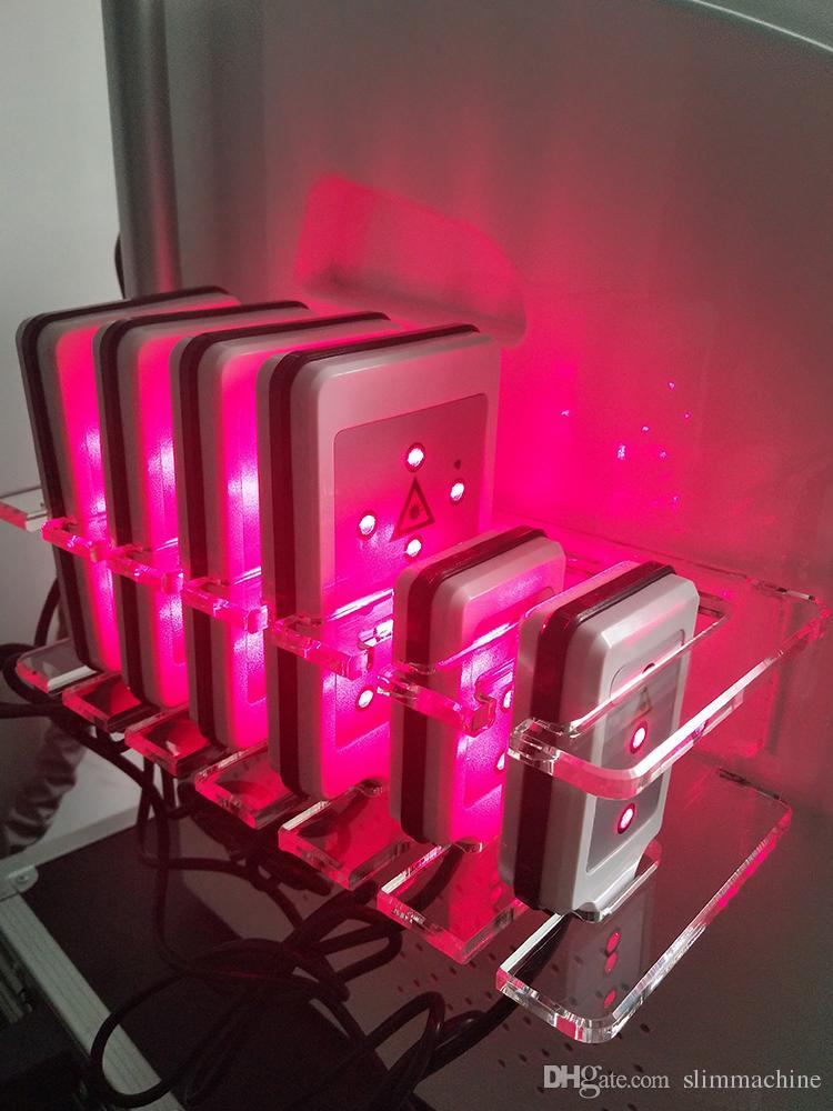 grosse machine de congélation taille amincissant la cavitation machine rf réduction de graisse 2 traitement Cryo différent Cavitation ultrasonique Cryothérapie CE / DHL