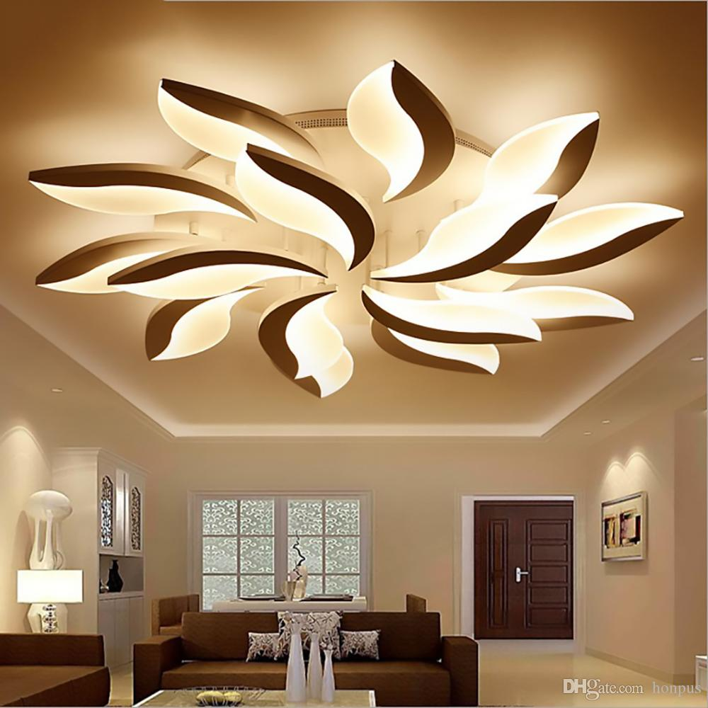 Online cheap remote led ceiling lights modern for bedroom dimmer online cheap remote led ceiling lights modern for bedroom dimmer ceiling lamps acrylic aluminum body light fixture for 8 35square meters by honpus dhgate arubaitofo Choice Image