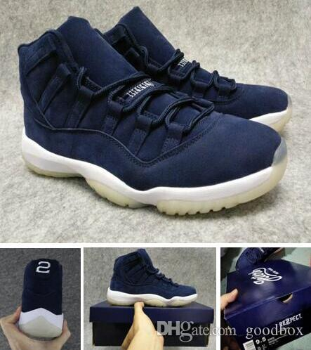 ddb0a94dfab216 Re2pect 11s Best Quality PRM Derek JETER 11 SD Jeter Re2pect Wholesale Basketball  Shoes With Box Men Size Basketball Shoes For Sale Basketball Shoes Women ...