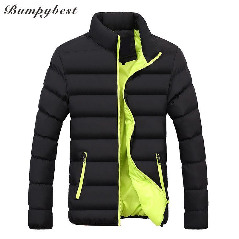 Winterjas Heren M.2019 Bumpybeast Men Jackets 2018 New Fashion Men S Winter Jacket