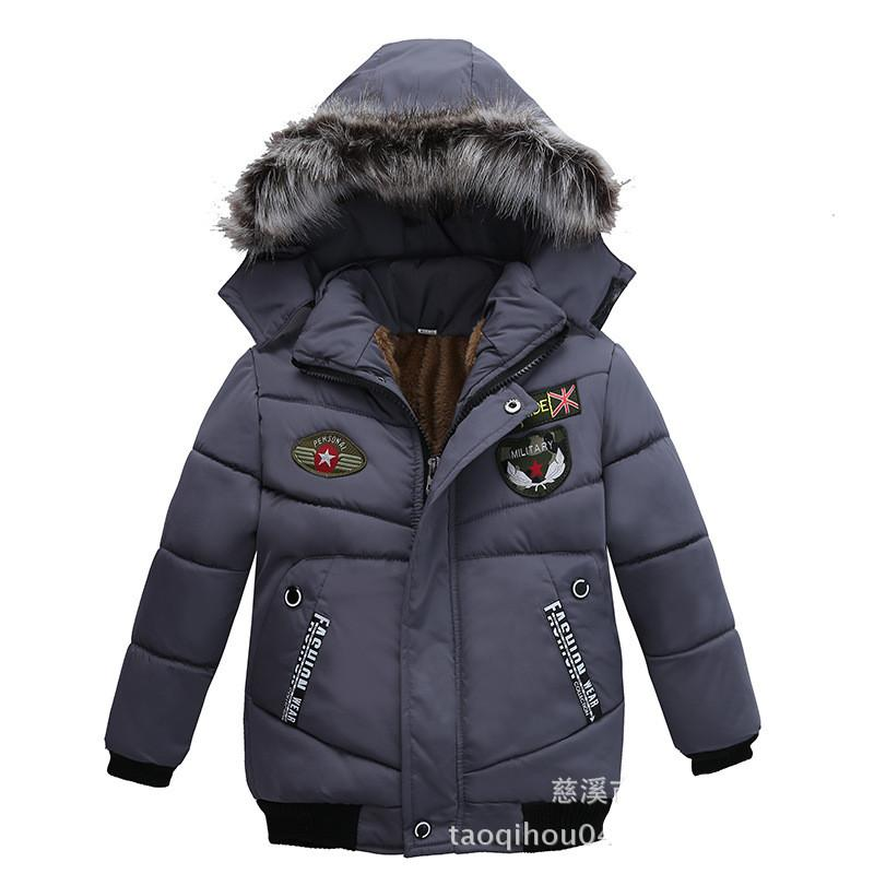3b33b8147e1c Hot New Boy Coat Outwear Children Winter Jacket Coat Boy Jacket Coat ...