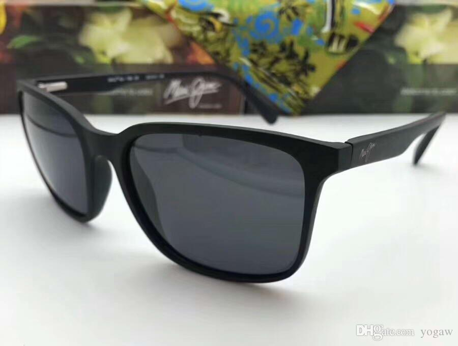 d88ad13e0a0b Maui Jim Sport Sunglasses Black Grey Lenes Sonnenbrille Eyewear ...