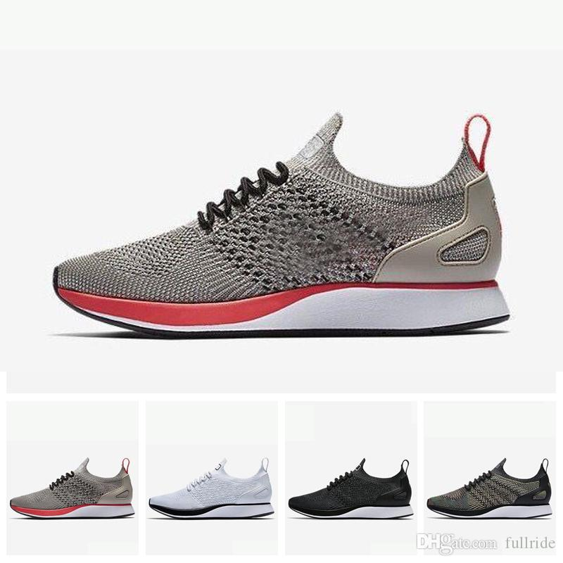 2 Date Course 2019 Airmax Chaussures Zoom Max Racers Air Fly Baskets Femmes Mariah Racer Nike Noir Rouge Athletic Blanc Hommes De SULzVGjqMp