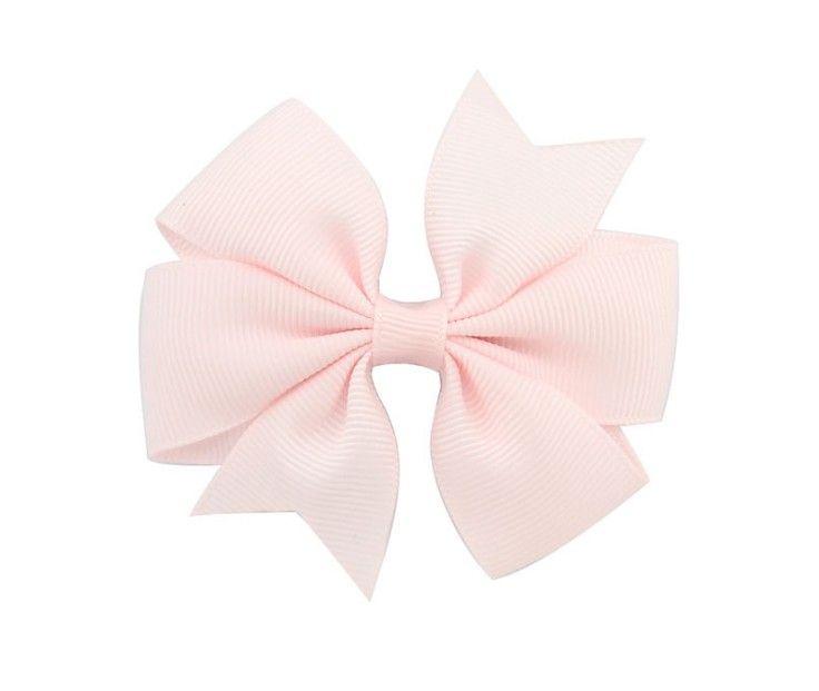 40 Renkler Saç Yaylar Saç Pim Klipler Çiçek Clip ile Çocuk Kız Çocuk Aksesuar Bebek Hairbows Kız Saç Bows için