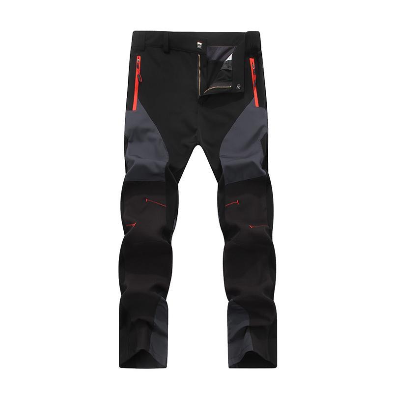 8d954f5a36ec6 quick drying pants tactical pants men's summer army green elastic waist  casual big yards long